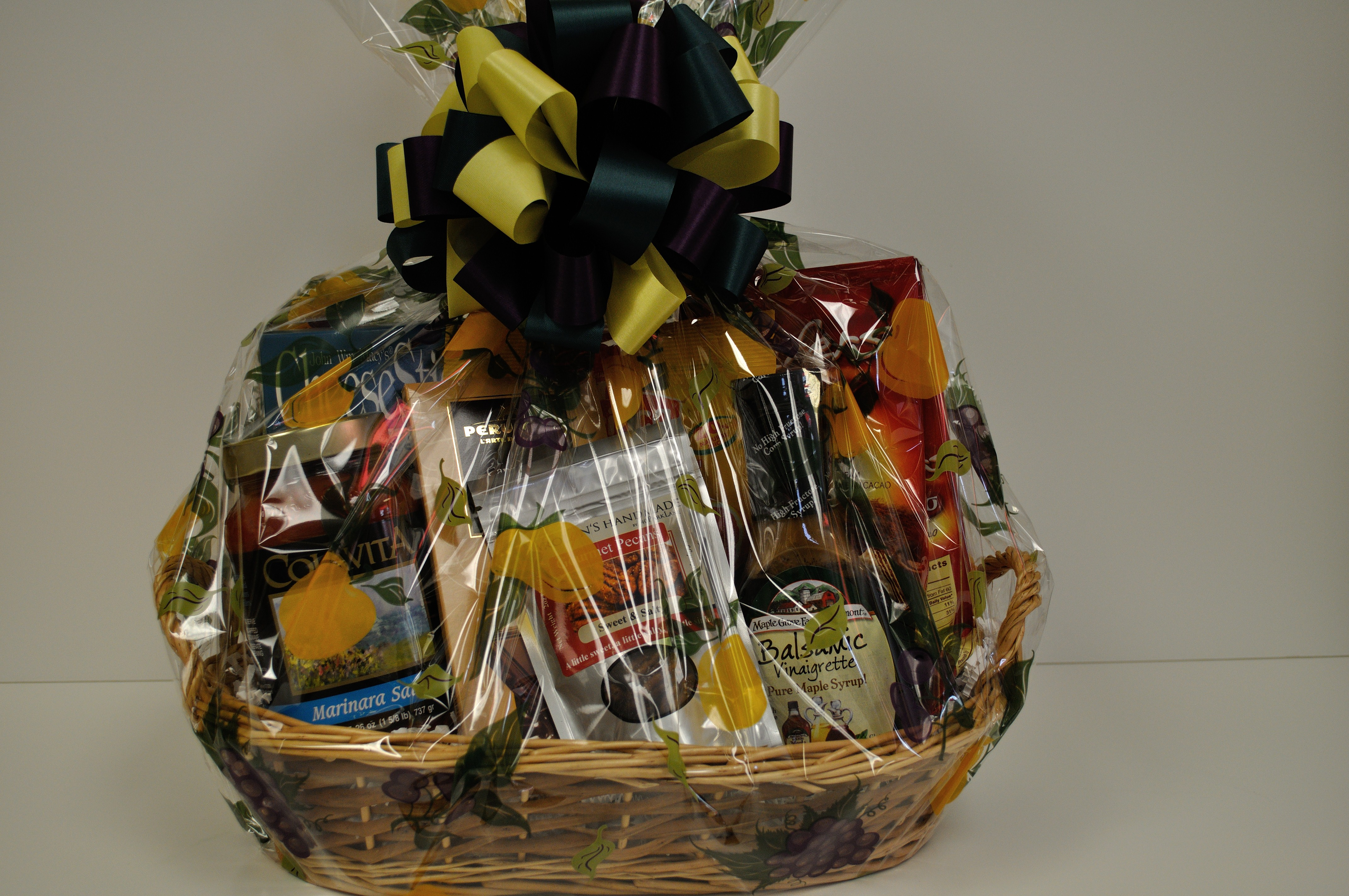 Themes For Gift Baskets: Angela's Pasta And Cheese Shop